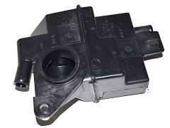 Odvetranie motora