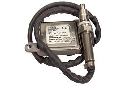 Lambda sonda a snímač NOx