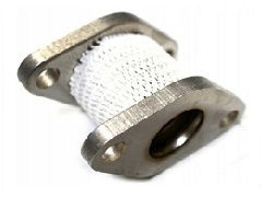 Těsnění a trubky EGR ventilu