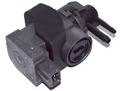 Regulační ventil turba
