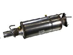 Katalyzátor a DPF filtr