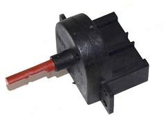 Přepínač a ovladač topení
