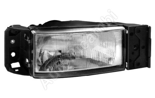 Světlomet Iveco EuroCargo 1996-2002 pravý, H4 bez motorku