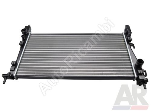 Vodní chladič Fiat Fiorino 1,3 MJTD 07>