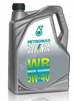 Olej motorový Selénia WR 5W-40, 5L