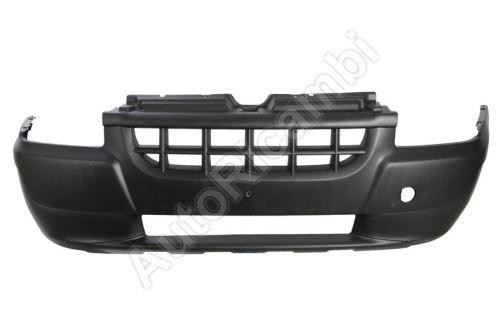 Nárazník Fiat Doblo 2000-05 přední, černý