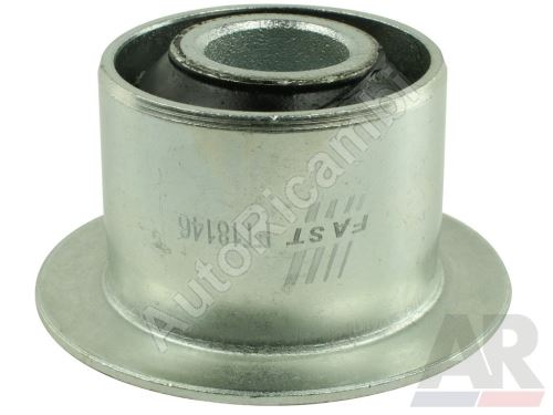 Pouzdro listového pera Iveco Daily 35/50C gumo-kovové