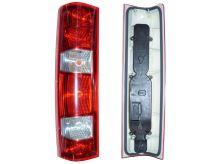 Zadní světlo Iveco Daily 2006-2014 Van, levé s lištou na žárovky