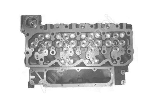 Hlava motoru Iveco EuroCargo Tector 4-válec bez ventilů