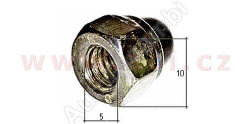 kovová příchytka (10ks)