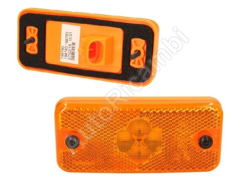 Poziční světlo Iveco - LED 24 V