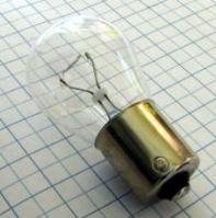 Žárovka 12V 21W P21W brzdová, směrová