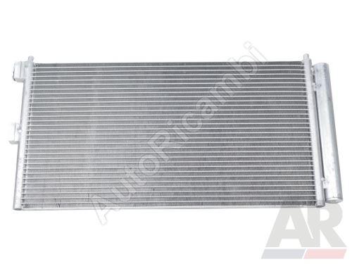 Kondenzátor klimatizace Fiat Doblo 2005-09 1,3 MJTD