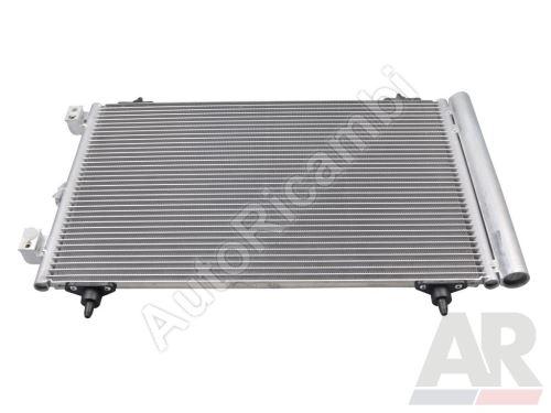 Chladič klimatizácie Fiat Scudo 2,0MJTD 07> kondenzátor