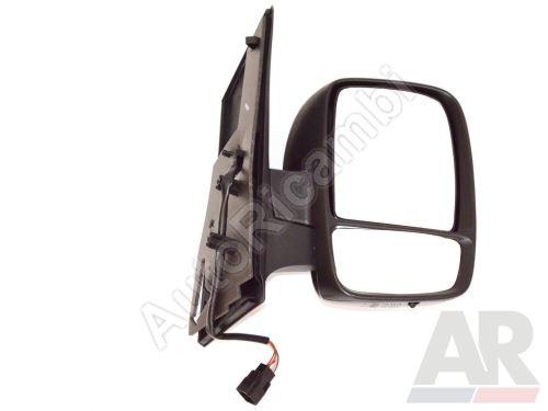Zrkadlo Fiat Scudo 07> pravé, delené, elektricky ovládané, vyhrievané