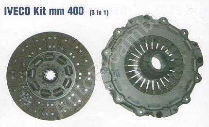 Spojka Iveco Stralis, Trakker komplet 400 mm
