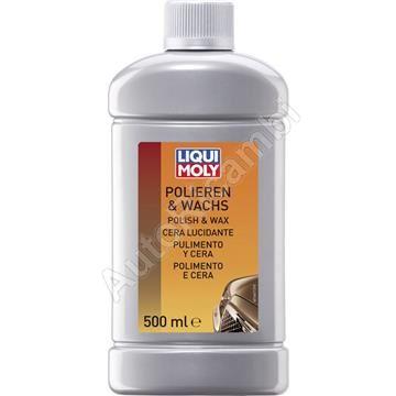 Liqui Moly 1467 leštidlo a vosk 500ml