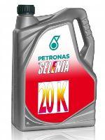 Olej motorový Selénia 20K 10W-40, 5L