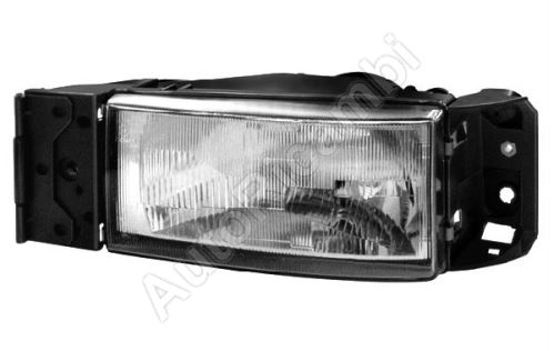 Světlomet Iveco EuroCargo 96-02 levý(Bez motorku)