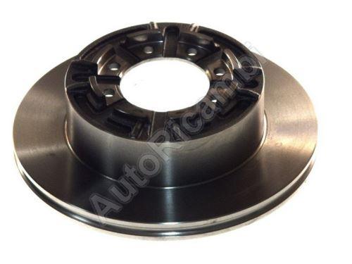 Brzdový kotouč Iveco Daily od 2000 35/40/50C zadní, 289mm