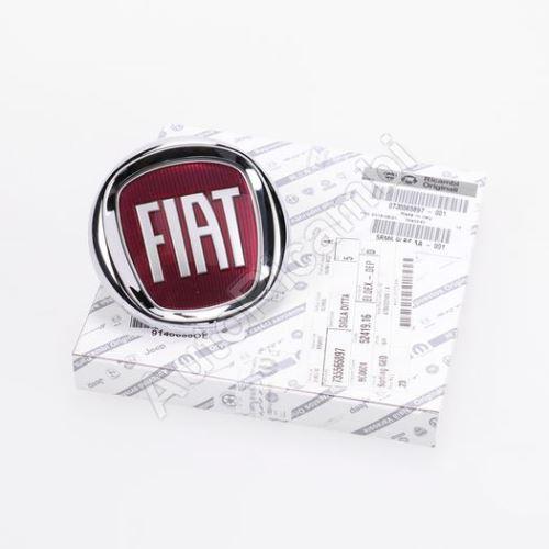 Znak Fiat 500 2012- zadní