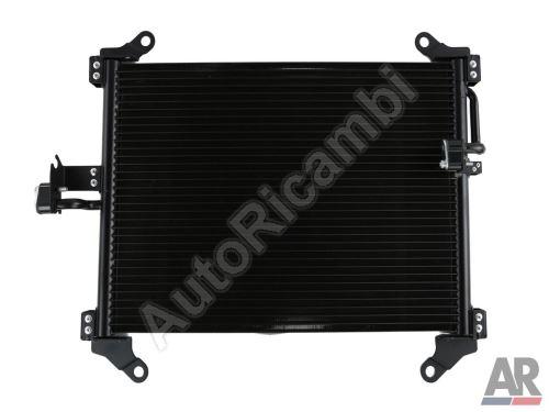 Kondenzátor klimatizace Fiat Ducato 230/244