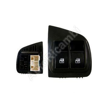 Ovladač oken Fiat Doblo 2010> levý komplet