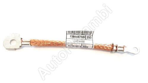 Kostřící kabel Fiat Ducato 250 na minus kontakt