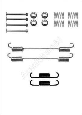 Strunky brzdového obložení Fiat Doblo 2000-05