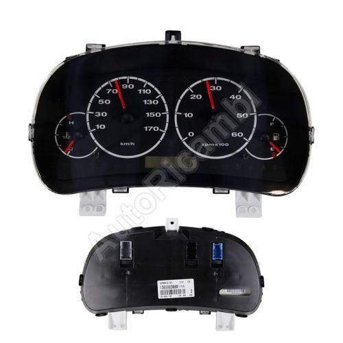 Prístrojový panel - tachometer Fiat Ducato 244