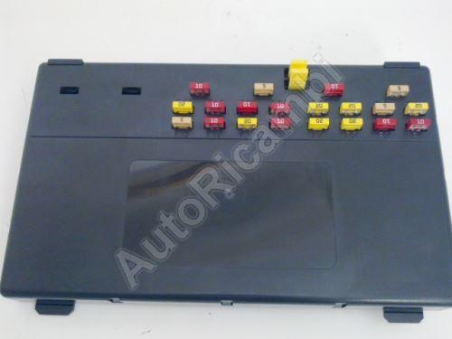 Palubný počítač Iveco EuroCargo Tector, Trakker