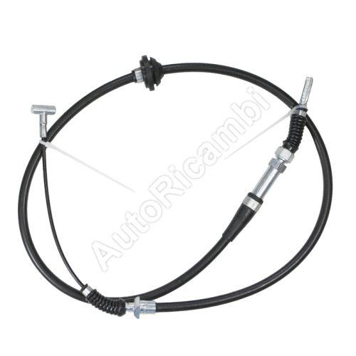 Lanko ruční brzdy Iveco Daily 06> zadní, L=P 29L10-14/35S10-14 rozsah 3000-4350 mm