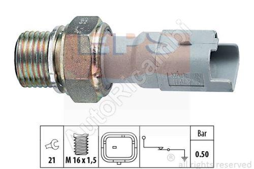 Snímač tlaku oleje Fiat Ducato 244 2,0