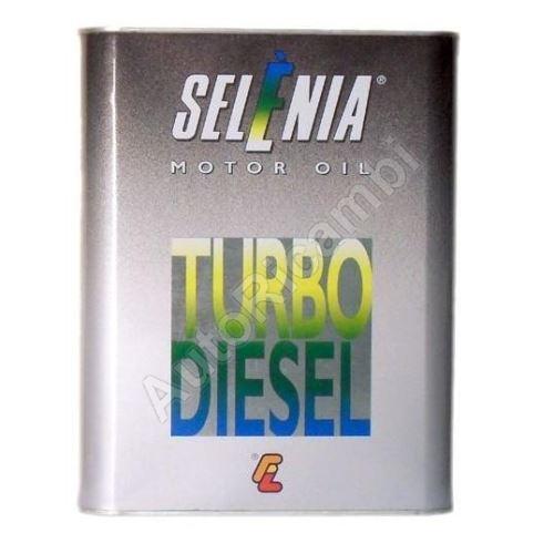 Olej motorový Selénia Turbo Diesel 10W40, 2L