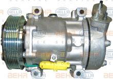 Komresor klimatizácie Fiat Scudo 07> 1,6JTD