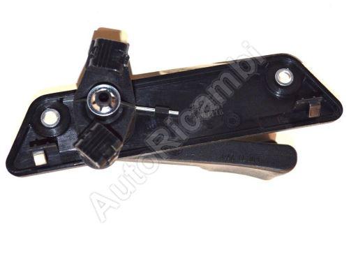 Vnitřní klika dveří Fiat Doblo 2000-10 zadní, pravá, pro 2-křídlové dveře