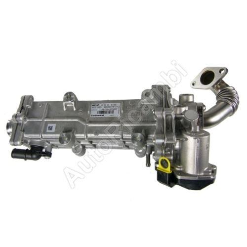 EGR ventil Fiat Ducato 250 3,0 euro5 komplet s chladičem