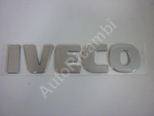 """Znak """"IVECO"""" pro Iveco Daily zadní"""