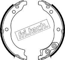Brzdové čelisti ruční brzdy Fiat Ducato 244 - parkovací brzda