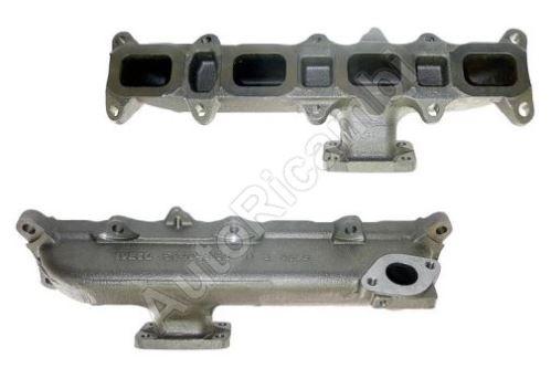 Sběrné výfukové potrubí Citroen Jumper 2006 3,0JTD
