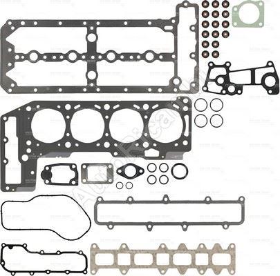 Sada tesnení FIAT Ducato 250/Jumper/Boxer 06> 3,0 Komplet