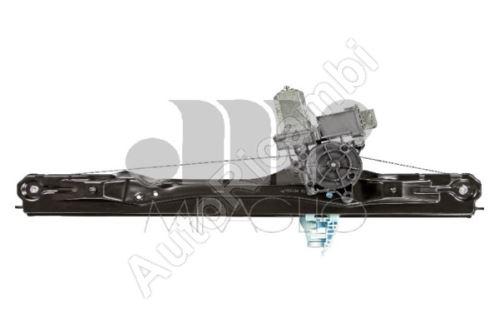 Mechanismus okna Fiat Doblo 2010> přední, levý, s motorkem