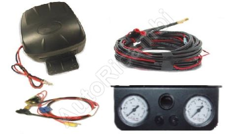 Kompresor pro doplňkové vzduchové pérování Iveco Daily, Fiat Ducato