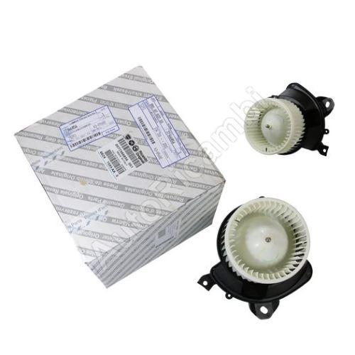Ventilátor kúrenia Fiat Doblo 2010> pre vozidlá s klimatizáciou