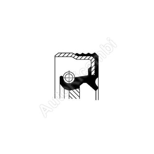 Gufero klikového hřídele Iveco EuroCargo, Stralis 140x165x13 mm