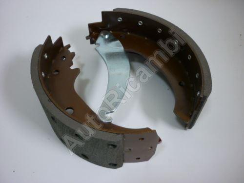 Brzdové čelisti Iveco TurboDaily 59-12 komplet