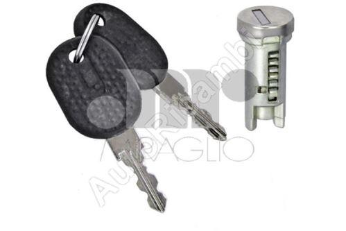 Vložka zámku dveří Fiat Ducato 230 klíč + vložka 1x