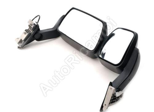 Zrcadlo Iveco Trakker levé komplet s rámem