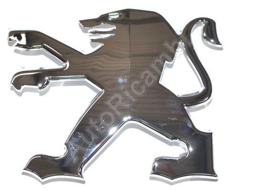 Znak přední mřížky Peugeot Boxer