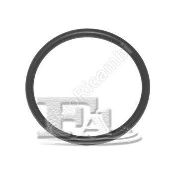 Těsnění vodní trubky Iveco Daily 3,0 - o kroužek